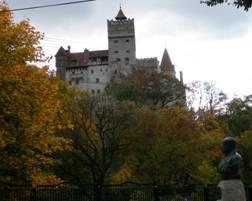 Photo du château Bran (c) Adriana Trifan