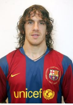 Carles Puyol Saforcada (c) Zĩn tỷ tỷ
