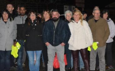 Réunion préalable au blocage du 17 novembre, à Saint-Sauveur (38) - Photo (c) Frédérique Gelas