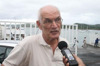 Michel Charpentier, président des naturalistes (c) Emmanuel Tusevo-Diasamvu