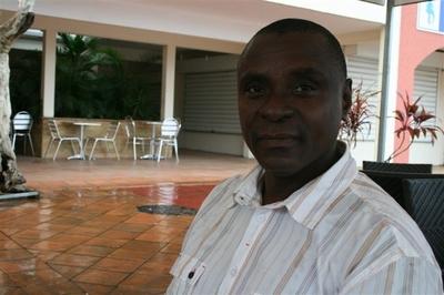 Maoulida Soula, président du parc marin (c) Emmanuel Tusevo-Diasamvu