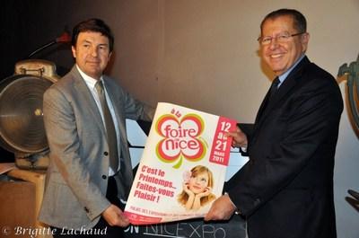 FOIRE INTERNATIONALE DE NICE - TOUT EST LA POUR 2011 !