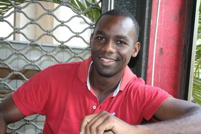 Saïd HACHIM SAÏD, doctorant mahorais sur les risques naturels, Laboratoire GRED, Université de Montpellier 3, France (c) E.T.D