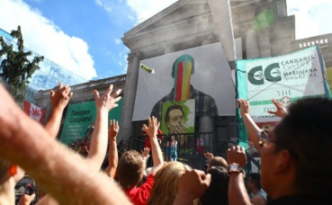 Cannabis day 2014. Photo (c) GoToVan