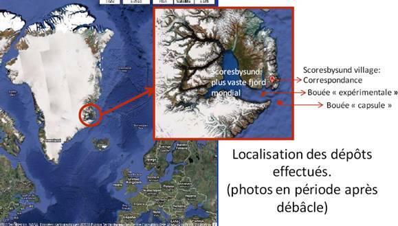 Les Sentinelles des glaces