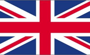 Drapeau du Royaume-Uni. Image du domaine public.