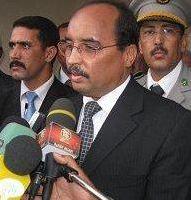 Mohamed Ould Abdel Aziz. Image du domaine public.
