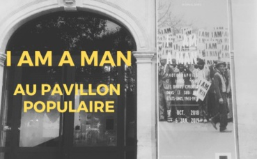 Devanture du Pavillon Populaire. Photo (c) Elisa Ludovicus
