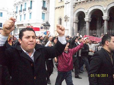 Echec du gouvernement d'unité nationale en Tunisie. Photo (c) Magharebia