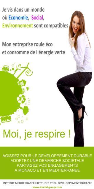 16 organisations s'engagent au travers de l'IMEDD pour soutenir la sensibilisation aux véhicules écologiques et aux énergies renouvelables à Ever Monaco