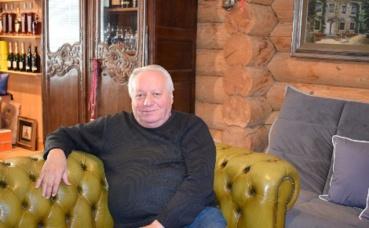 Michel Simon est le fondateur d'Albatros-Malletier. Photo (c) Cindy Giraud.