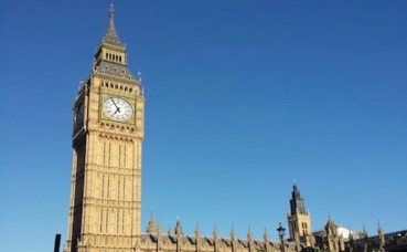 Big Ben, palais de Westminster, Londres. Photo (c) Aude2Lucia