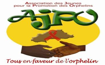 Logo de l'association sur la page Facebook officielle d'AJPO. Cliquez ici pour y accéder.