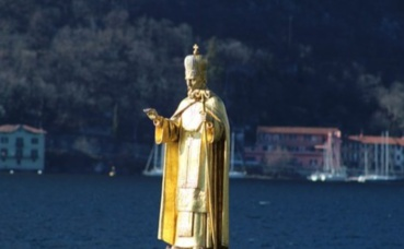 Saint Nicolas ou l'évêque Nicolas de Myre. Photo (c) sferrario1968