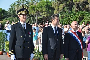 FRANCIS LAMY, PREFET DES ALPES-MARITIMES, QUITTE LA REGION