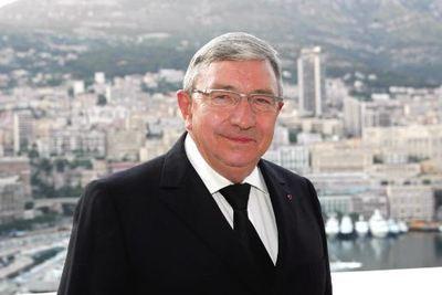 La photo officielle de Jean-Paul Proust (c) Centre de Presse