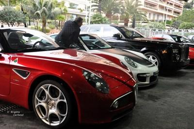 TOP MARQUES MONACO 2011 - DES AUTOMOBILES D'EXCEPTION
