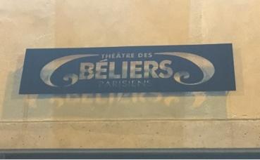 """""""Les crapauds fous"""" au Théâtre des Béliers. Photo (c) Anne-Sophie Leroy"""