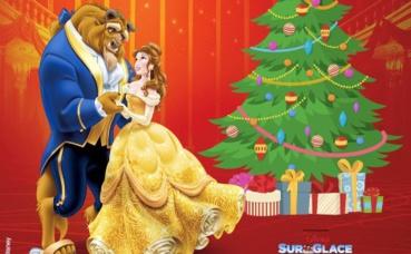 Image publiée sur la page Facebook officielle de Disney sur glace. Cliquez ici pour y accéder
