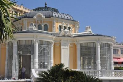 BEAULIEU-SUR-MER - LA ROTONDE ET LES FESTIVALS DE L'ETE 2011