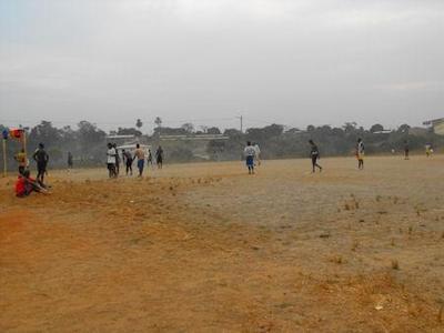 Finale du tournoi challenge de la Solidarité de Nkoteng (c) Fabrice Tagne Taning