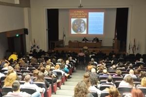 Amphithéâtre de Médecine de l'USJ. Photo (c) Ibrahim Chalhoub
