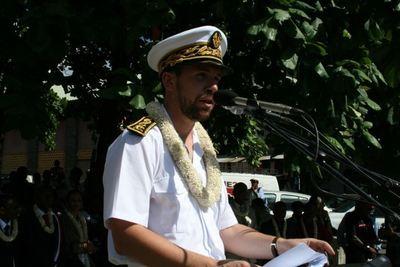 François Mengin Lecreulx, sous-préfet, secrétaire général pour les affaires économiques et régionales (SGAER) à la préfecture de Mayotte (c) E. Tusevo-Diasamvu