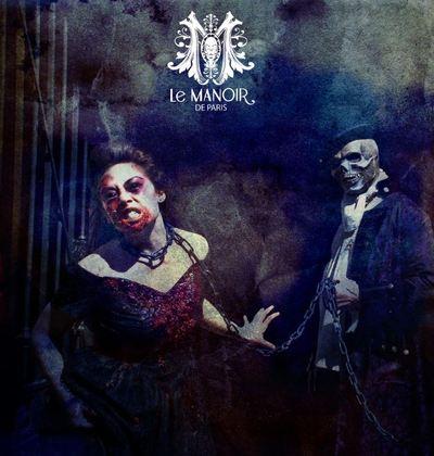 Monstre et Comte. Photo (c) ManoirH