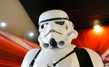 Stormtrooper - Personnage de Star Wars. Photo (c) gromit15