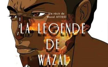 La légende camourenaise de Wazael. Photo (c) Ayissi Nga