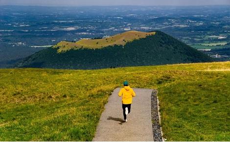 La course à pieds est bénéfique pour la santé. Photo (c) Djedj, site pixabay.