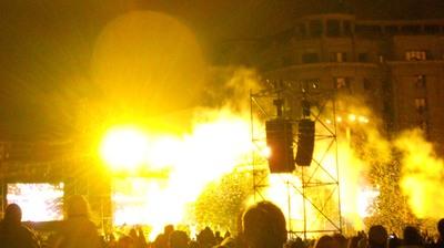 Shakira en concert à Bucarest le 7 mai 2011 (c) A. Trifan