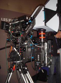 Appareil utilisé pour faire de la 3D. Photo (c) Jean-Louis Courleux