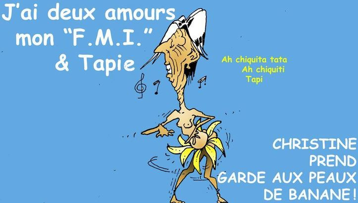 DESSIN DE PRESSE - Des vents favorables...
