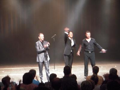 dernier rappel pour Laurent CHANDEMERLE, Olivier LAURENT et Yann LAMBIEL Photo (c) Jean-Louis Courleux