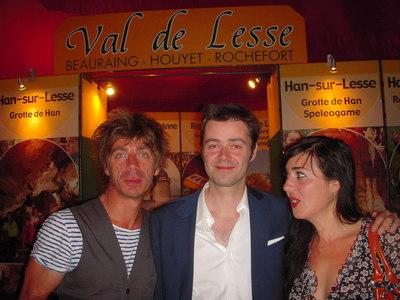 ELIOTT Président du Grand Jury, WALTER Grand Prix et Prix de la Presse, Maria DOLORES Photo (c) Jean-Louis Courleux