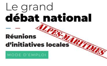 Comme partout en France, les Maralpins ont jusqu'au 15 mars pour s'exprimer (c) www.granddebat.fr