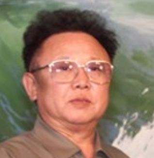 Kim Jong Il (c) Presidential Press and Information Office