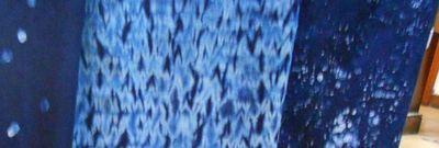 Matériaux bleus (c) Adriana Trifan