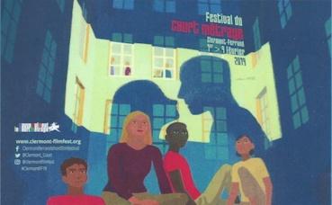 L'affiche du 41ème Festival. Photo (c) Isabelle Lépine