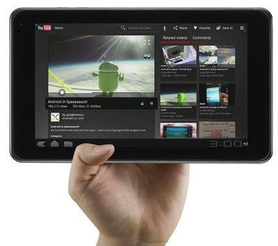 Cliquez sur l'image pour voir les produits et accessoires pour LG Optimus Tab sur amazon