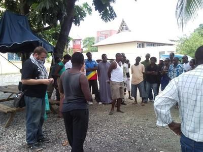 (c) Collectif des demandeurs d'asile et réfugiés de Mayotte.
