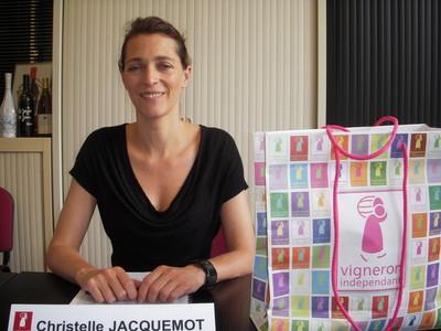 Christelle JACQUEMOT Vignerons Indépendants de France