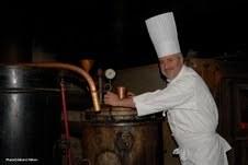 Le chef étoilé Stephan Schneider (c) Gérard Méloni