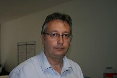 Alain Smerecki , directeur général , France Télécom Orange Mayotte (c) Emmanuel Tusevo Diasamvu