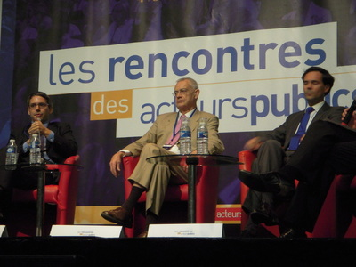 Vincent CHRIQUI, Jean louis BIANCO, Guillaume BOUDY  Après l'Etat, faut-il réformer la gouvernance publique ?