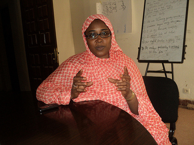 Jeune mauritanienne (c) Magharebia