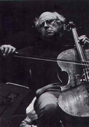Hommage a Rostropovitch chez Marc Meneau