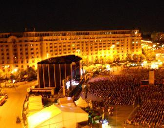 Concert de Sting (c) Adriana Trifan