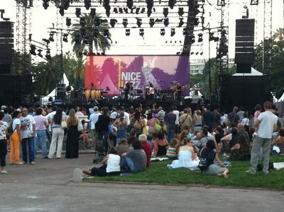 Nice Jazz Festival 2011 (c) Islem Salmi